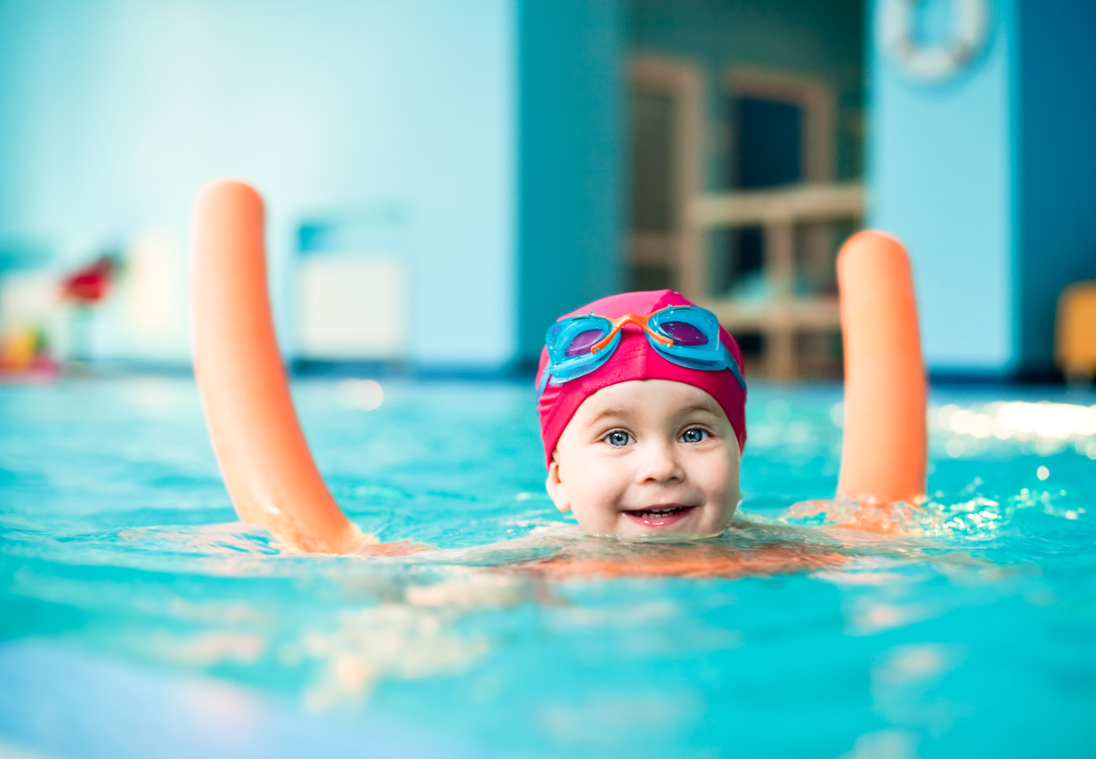 What Age Should Kids Learn To Swim?