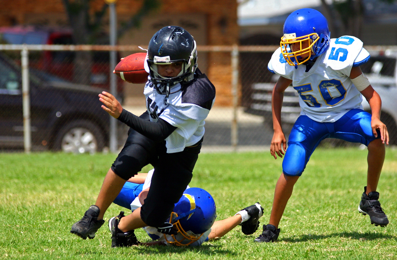 Is Football Safe For Children? Worries Prompt Change
