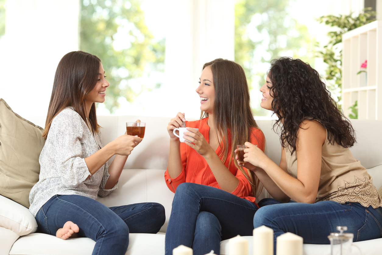 Why Moms Need Their Girlfriends More Than Ever