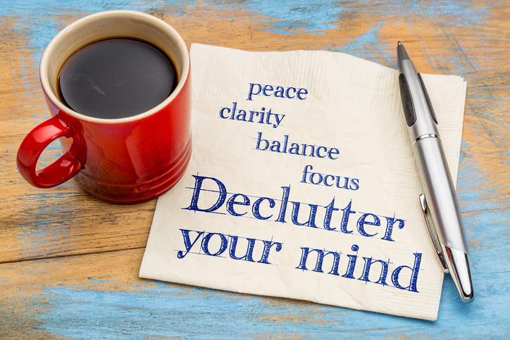 Decluttering Tips To Declutter Your Mind