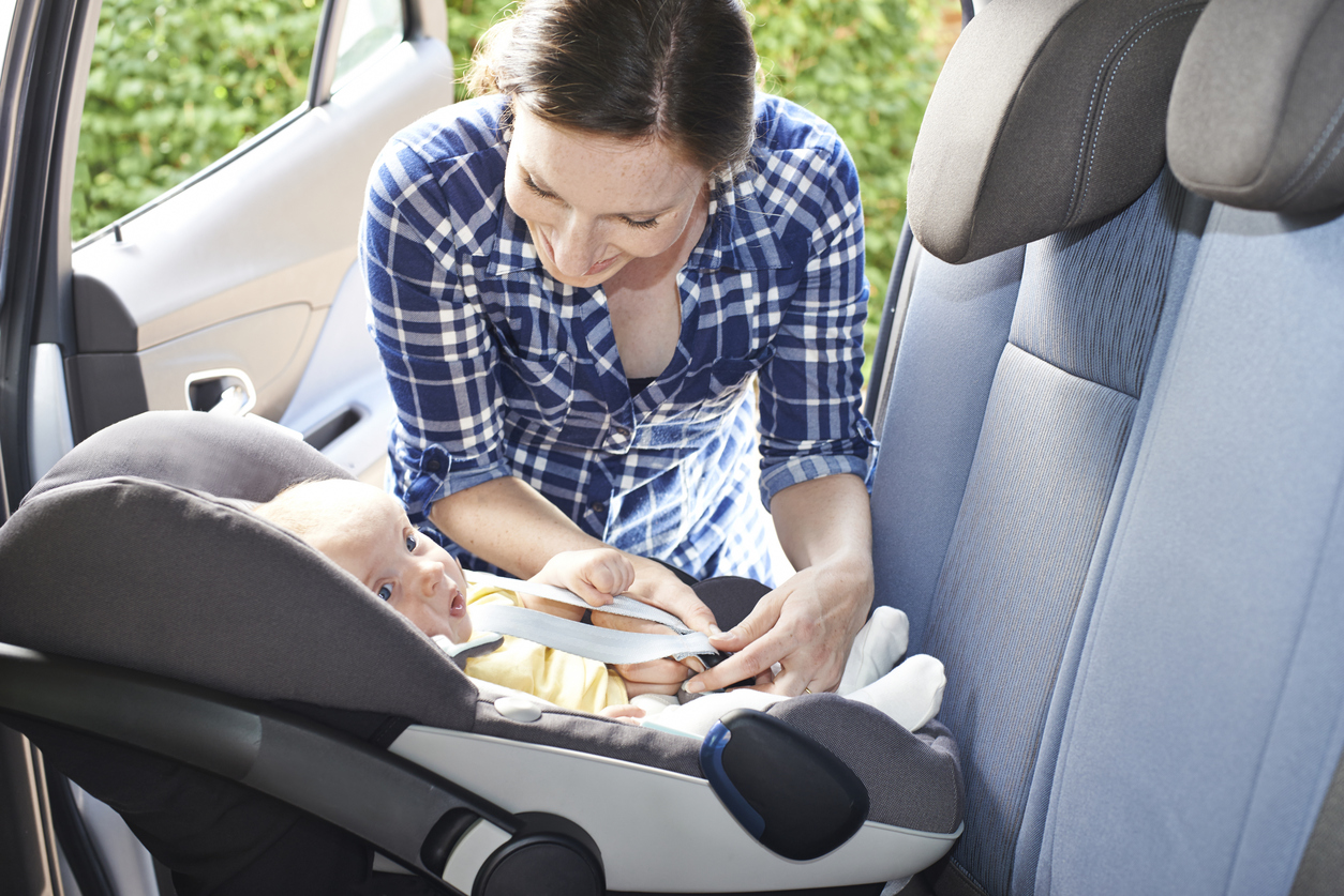 Can You Explain All The Different Types Of Car Seats?