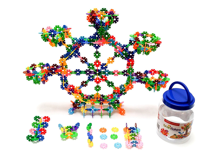 VIAHART Brain Flakes: A Great Toy For Budding Engineers