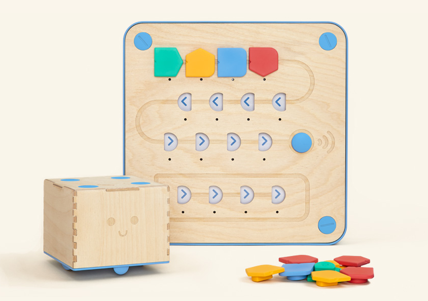 Toy Teaches Toddlers How To Code – Before They Can Read!