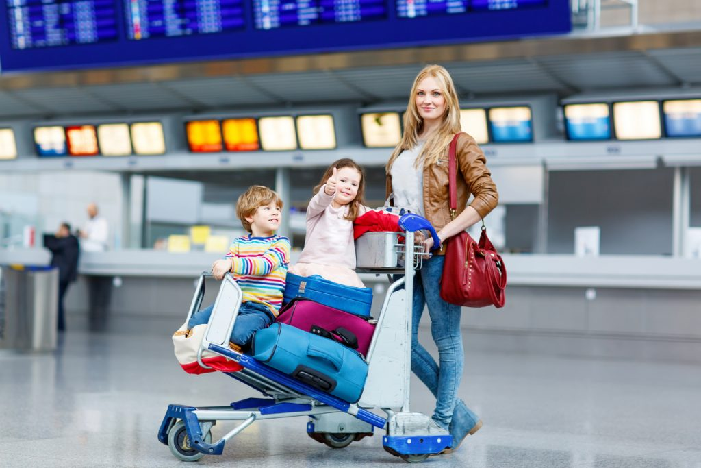 Helpful Tips For Flying With Kids 2