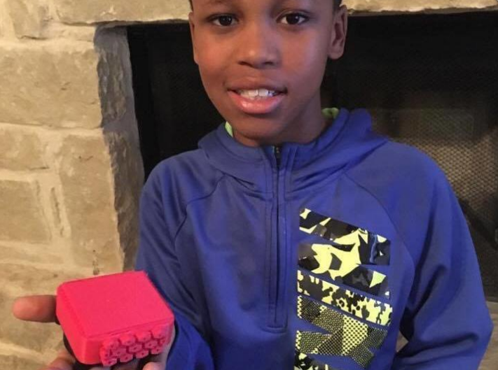 10-year-old Invents Device To Prevent Kids From Dying In Hot Cars