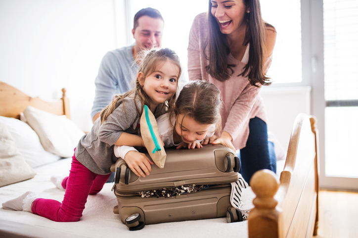 10 Great Tips For Traveling With Kids