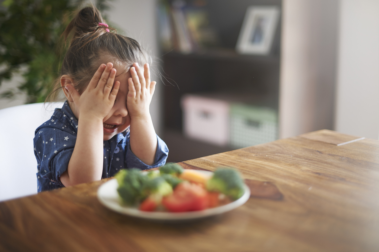 How Can I Get My Picky Eater Child To Try Vegetables?