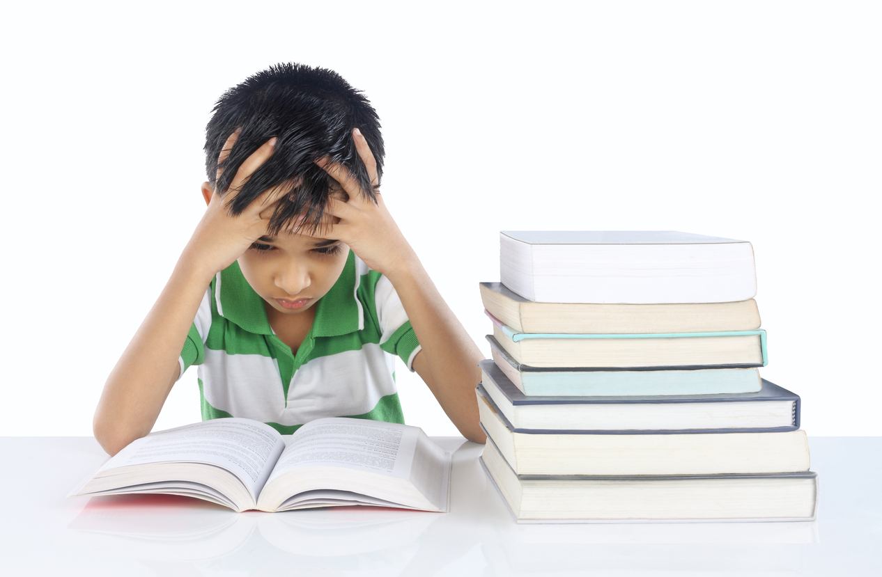 Recognizing The Signs Of Dyslexia In Children