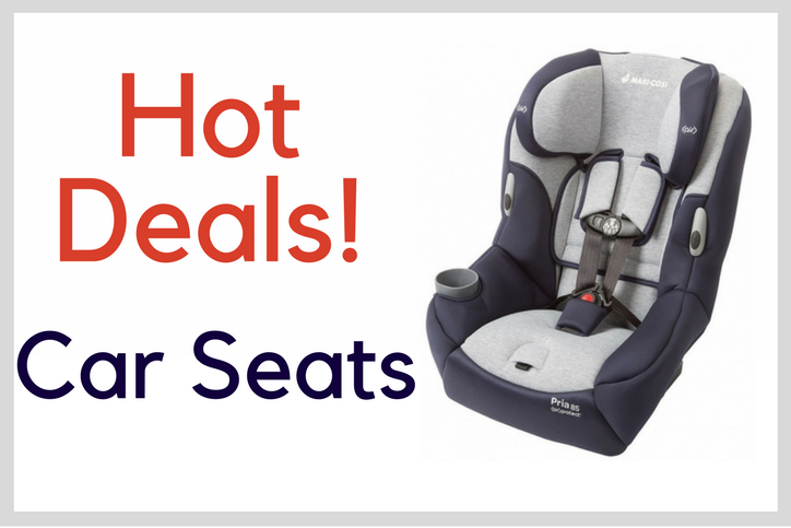 Hot Car Seat Deals! For A Limited Time Only