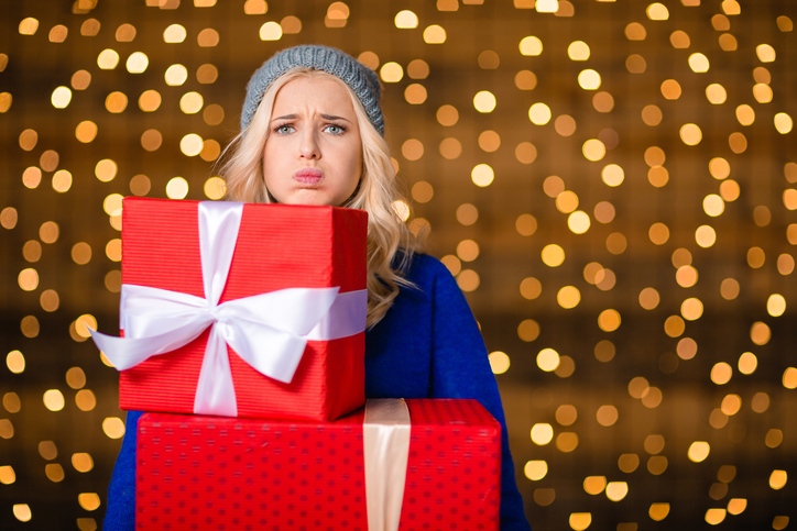 Holiday stress relief for moms