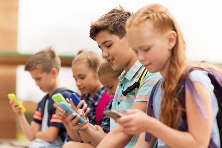 Is This The Solution For Smartphone Addiction In Schools?