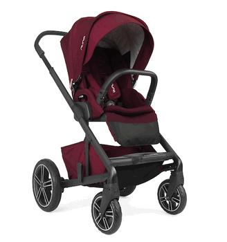 The 2018 Nuna Mixx2 Three Mode Stroller