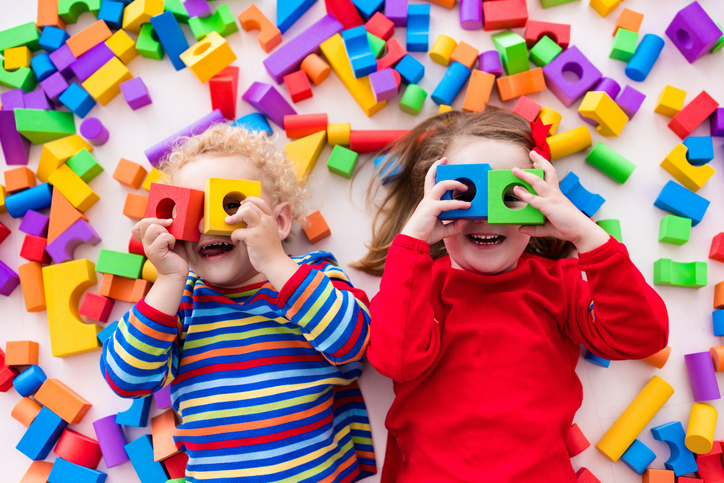 Wooden Blocks For Kids: Why Scientists Say They're Best