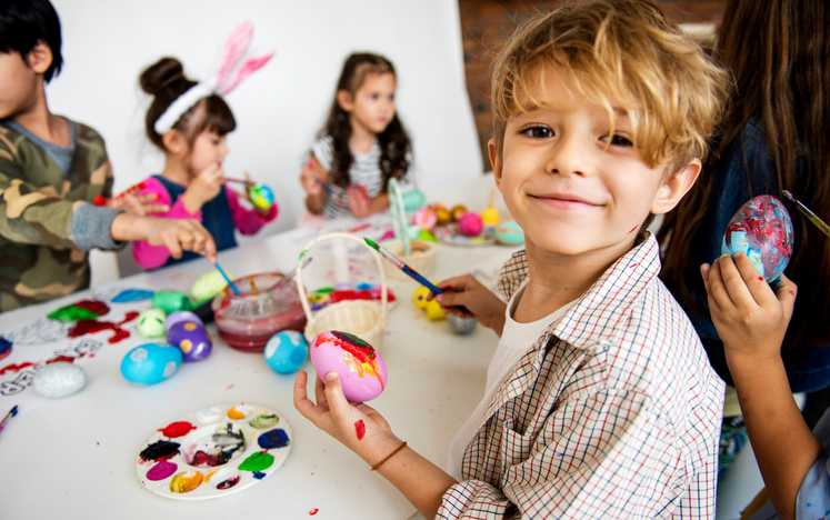 Best Of Parenting Blogs: Easter!
