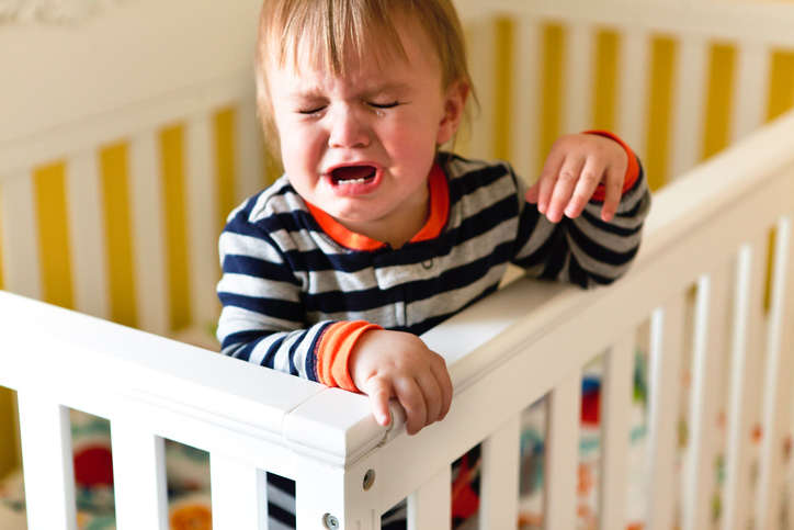 toddler tantrums