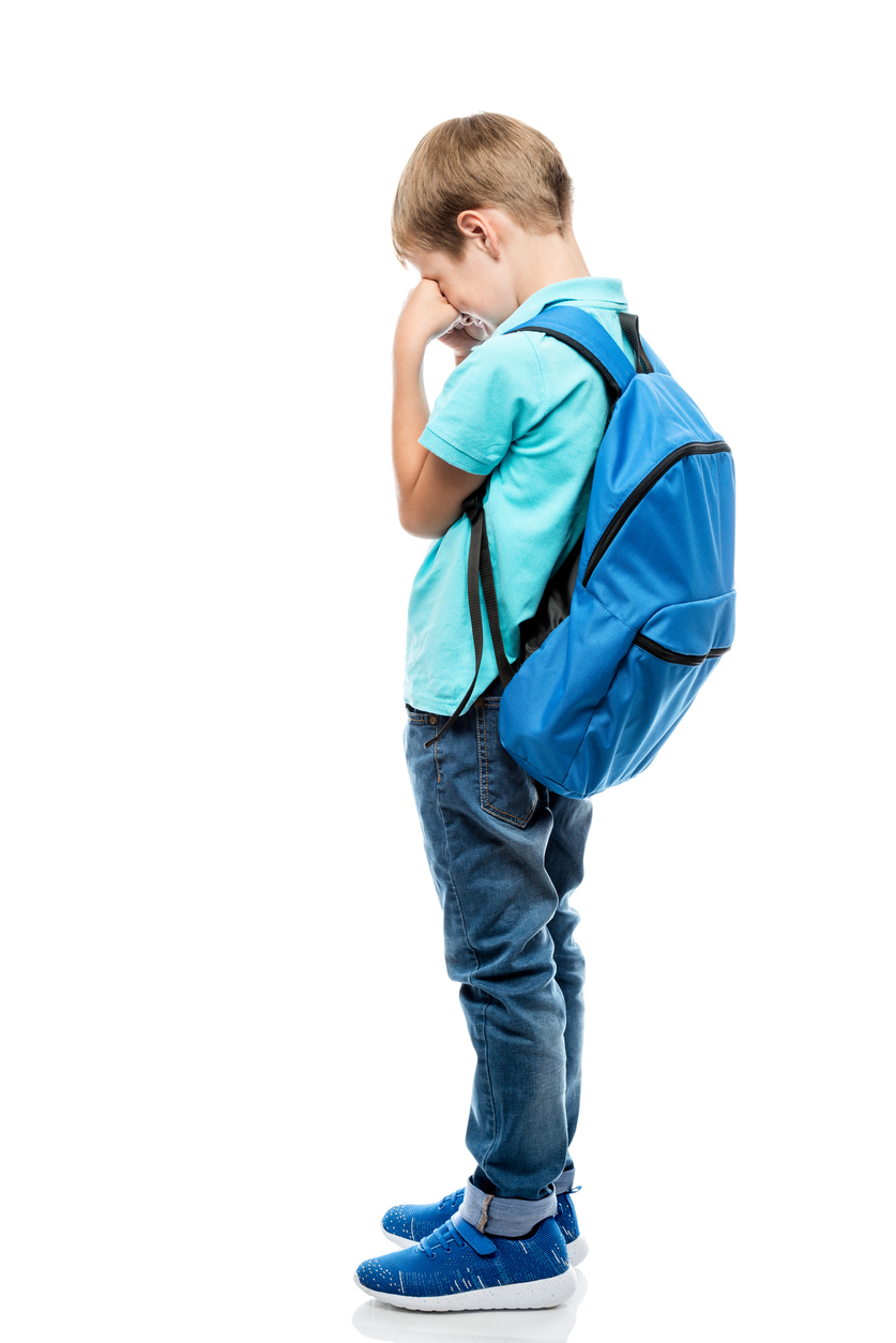 signs your child is being bullied