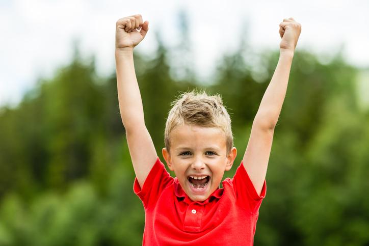 The Secret To Raising A Confident Child