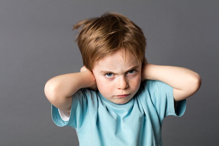 Getting Kids To Listen: It's Possible, We Swear!