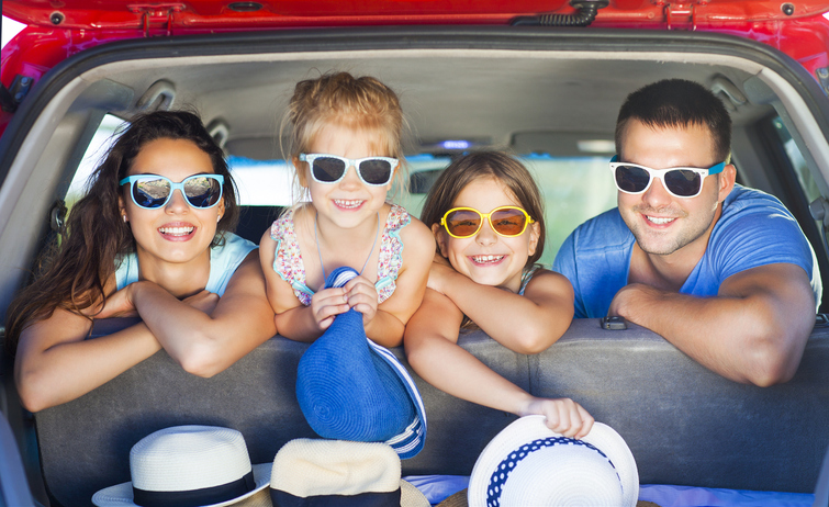 Car Hacks! Family Road Trip Essentials