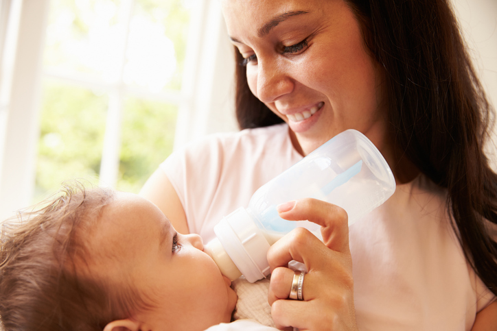 essential formula feeding tips