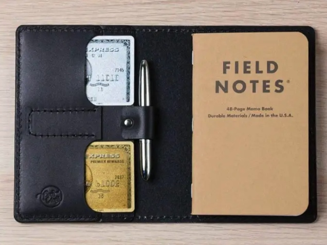wallet notebook